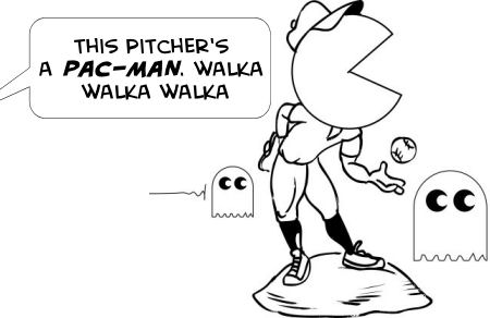 pitcher heckles